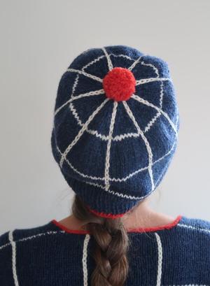 Caridea hat  by Emilia Jensen
