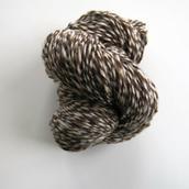 Tweed, brunspräcklig