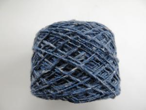 Cashmeretweed jeansblå