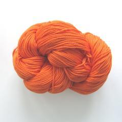 Eco cotton, orange