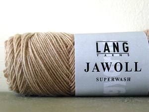 Lang Jawoll beige 122 - utgående