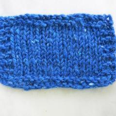 Aran tweed Blåklint