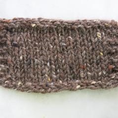 Aran tweed Mullvadsbrun