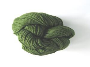 Eco cotton tjock, mossgrön