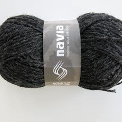 Navia  Sock mörkgrå 504