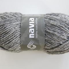 Navia  Sock ljusgrå