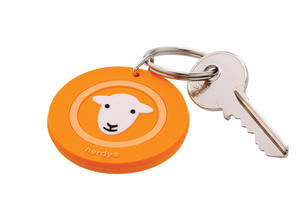 Herdy nyckelring